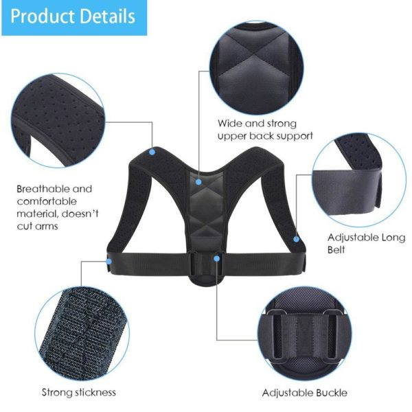 posture corrector features